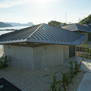 伝泊 The Beachfront MIJORA denpaku